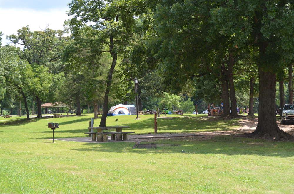 Rv parks grand lake ok for Grand lake oklahoma cabin rentals